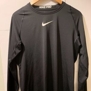 Nike pro long sleeve T-shirt